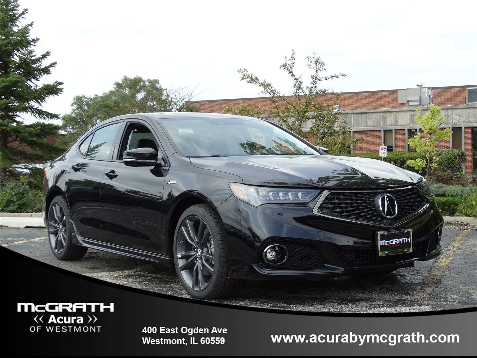 91 New 2019 Acura TLX Concept And Review