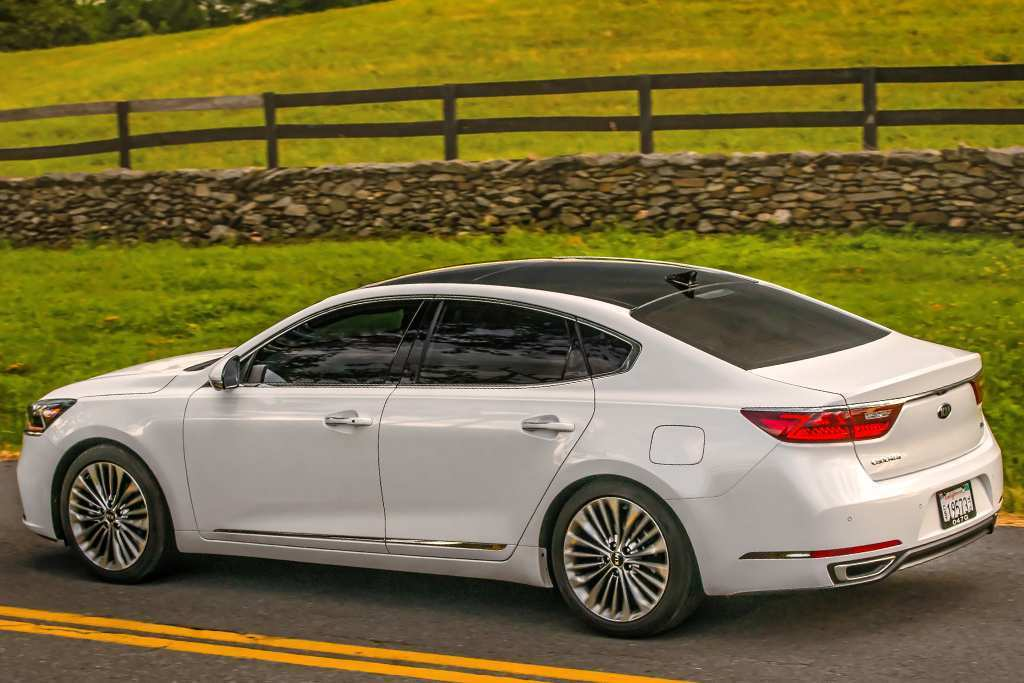 91 New 2019 All Kia Cadenza Specs And Review