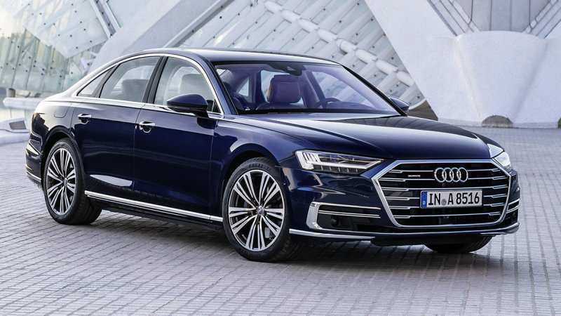 91 New 2019 Audi A8 L In Usa Prices