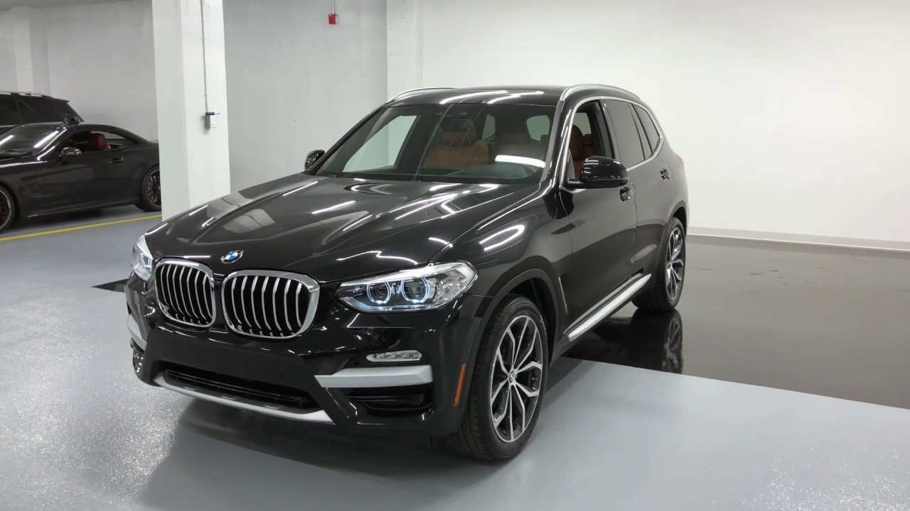 91 New 2019 BMW X3 Exterior And Interior