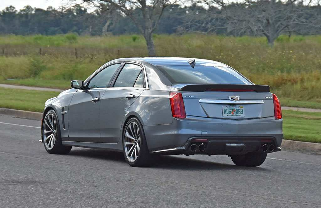 91 New 2019 Cadillac CTS V New Review