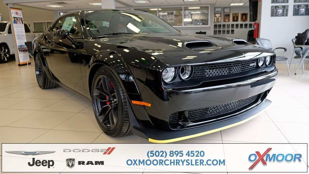 91 New 2019 Dodge Challenger Hellcat Wallpaper