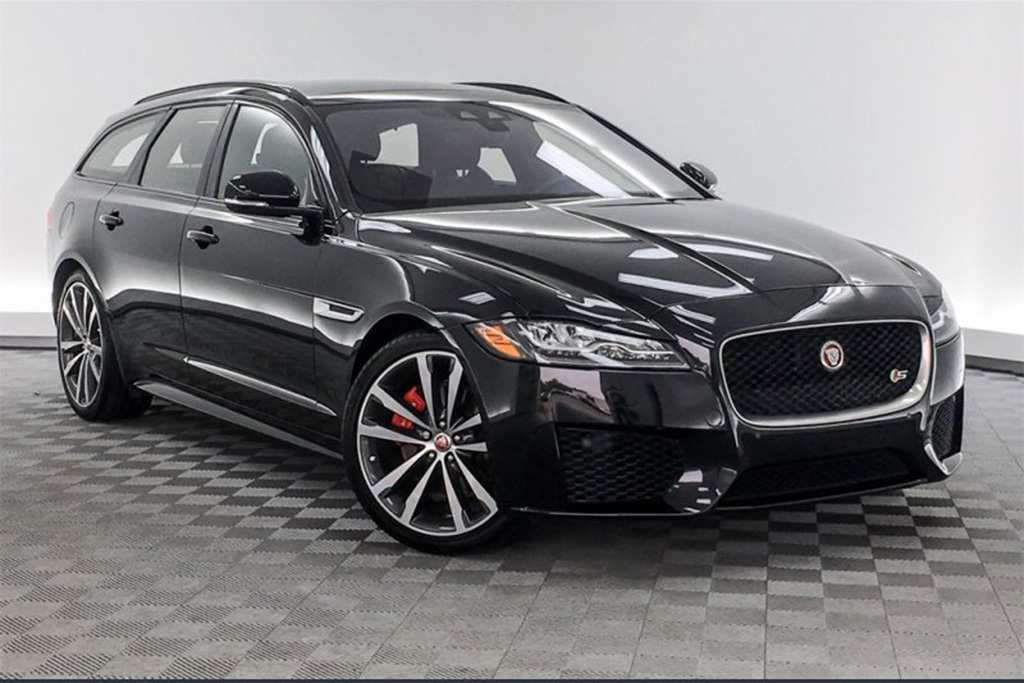 91 New 2019 Jaguar Station Wagon Spy Shoot