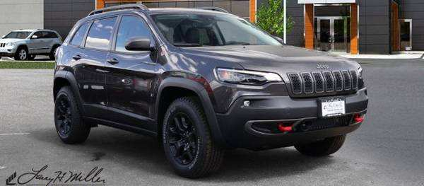 91 New 2019 Jeep Cherokee Configurations