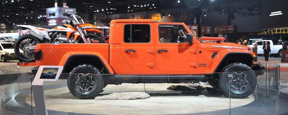 91 New 2019 Jeep Gladiator Images