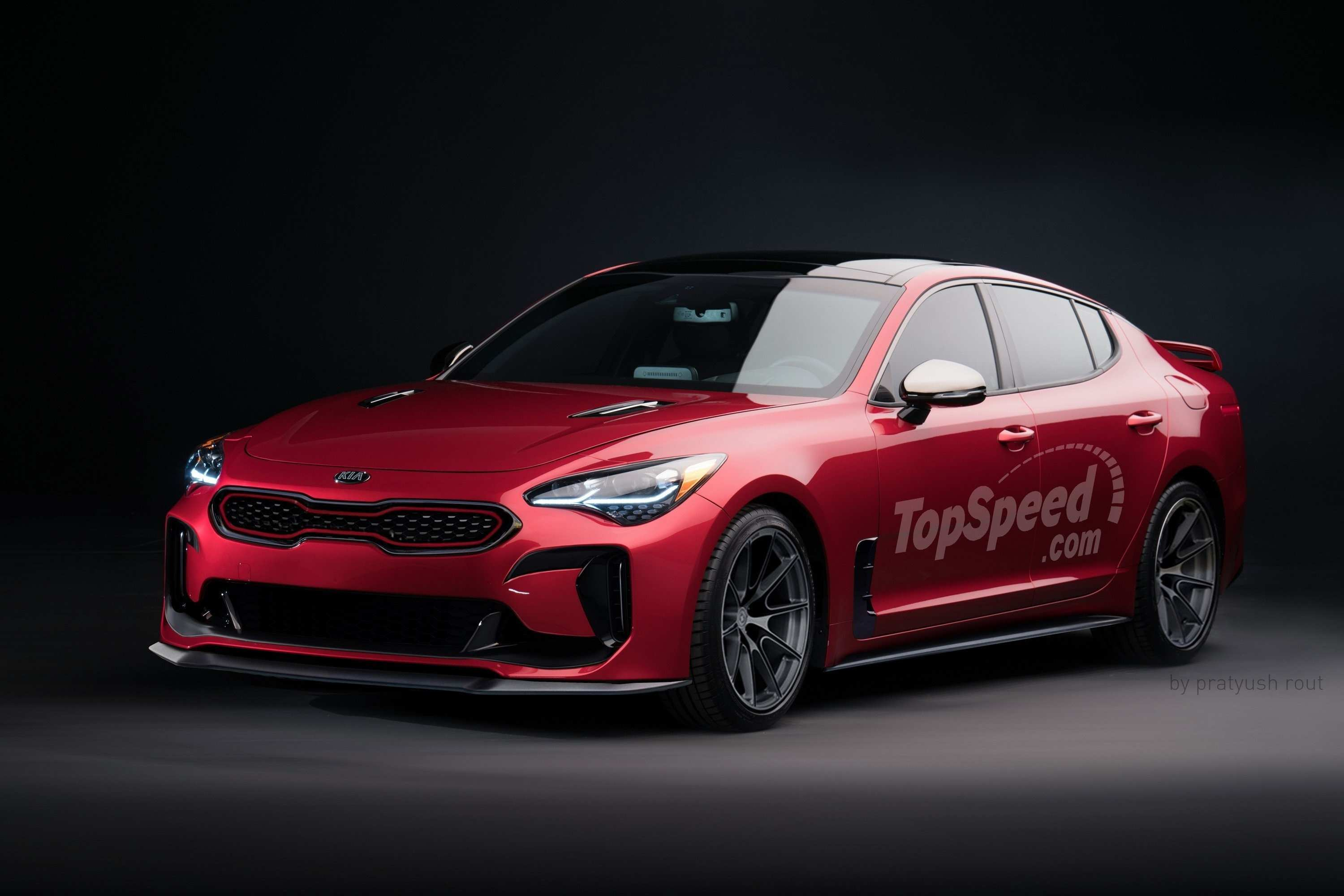 91 New 2019 Kia Gt Coupe Photos