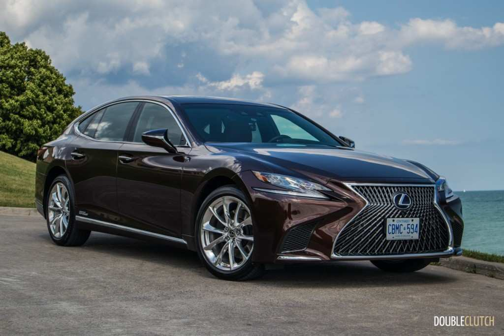 91 New 2019 Lexus LS Engine