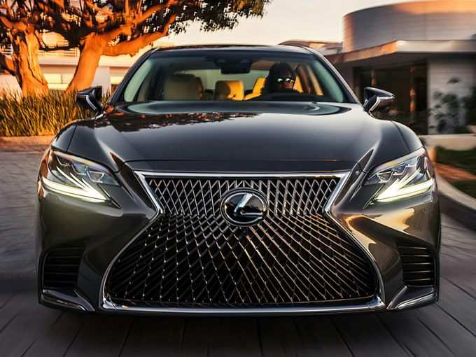 91 New 2019 Lexus LS Price Design And Review