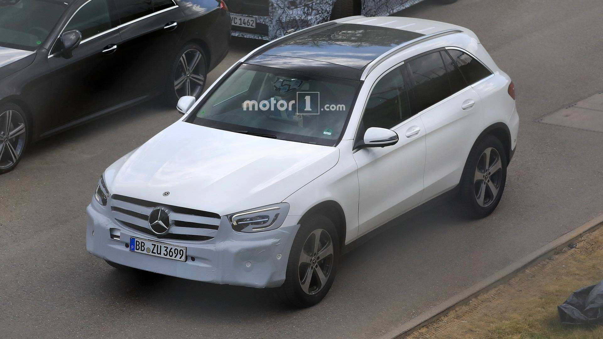91 New 2019 Mercedes Glc Research New