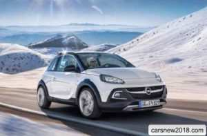 91 New 2019 Opel Adam Rocks Release