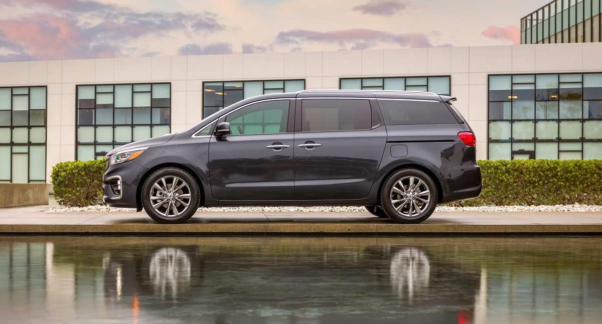 91 New 2019 The All Kia Sedona New Model And Performance