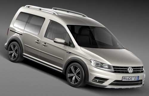 91 New 2019 VW Caddy Redesign And Concept