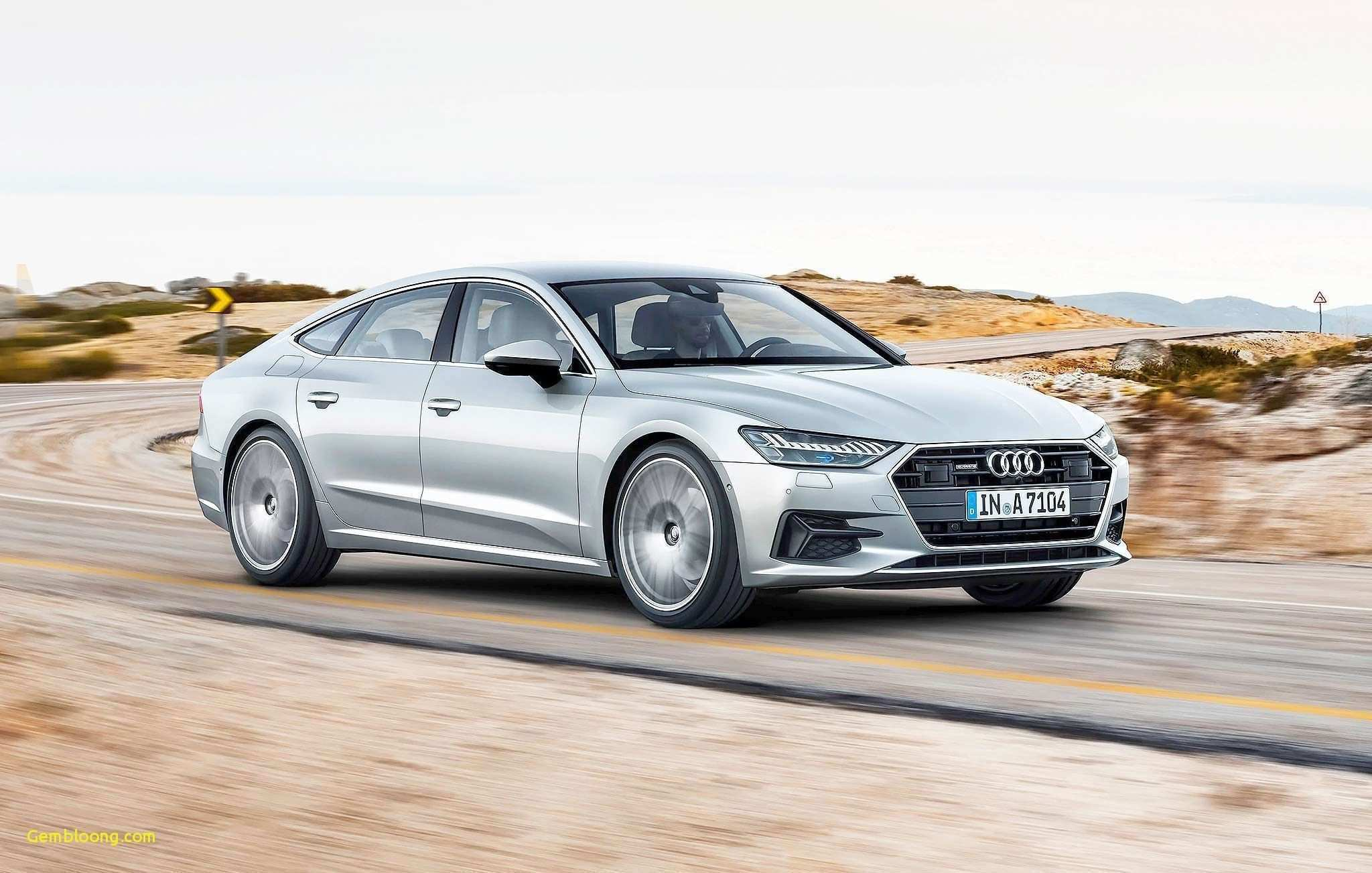 91 New 2020 Audi A7 Colors Release