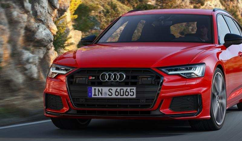 91 New 2020 Audi S6 Review And Release Date