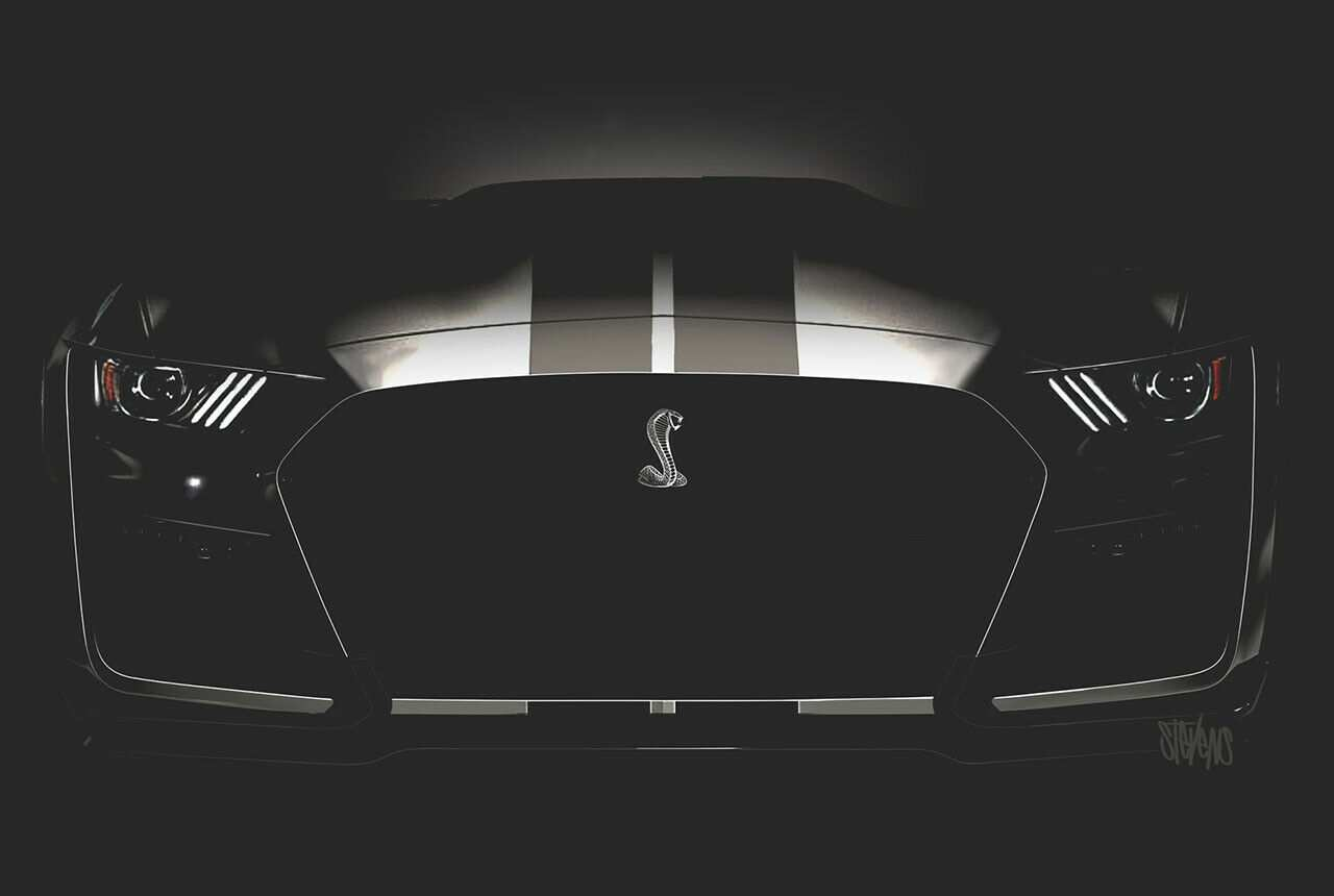 91 New 2020 Ford Mustang Shelby Gt 350 Performance And New Engine