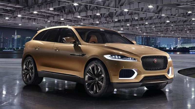 91 New 2020 Jaguar C X17 Crossover Interior