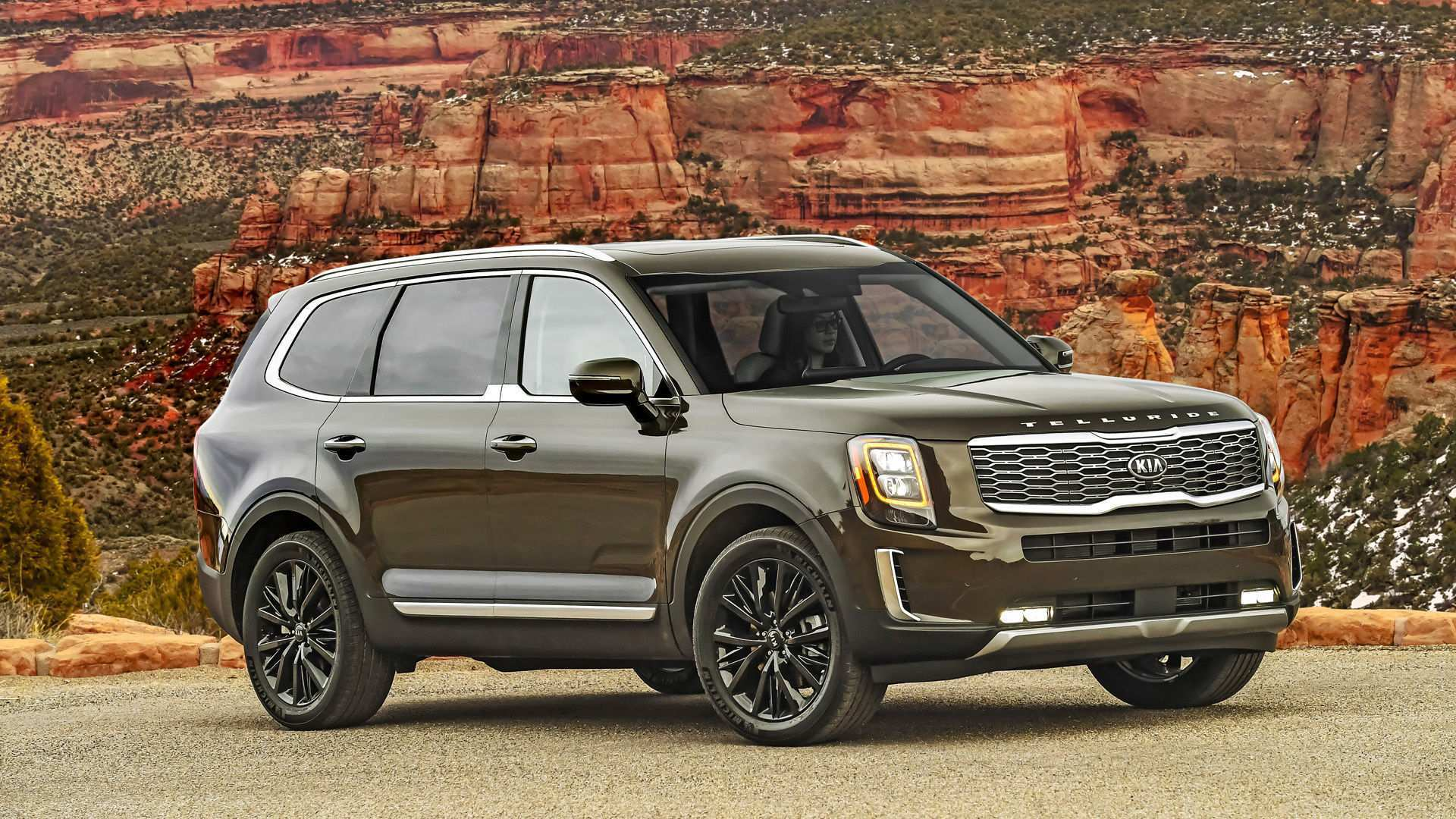 91 New 2020 Kia Telluride Hybrid Concept And Review
