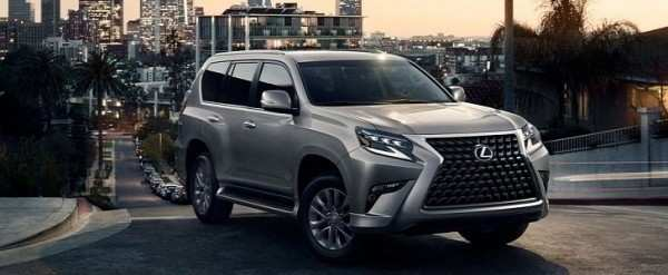 91 New 2020 Lexus Gx Spy Shoot
