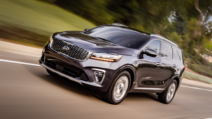 91 New 2020 The All Kia Sedona Picture
