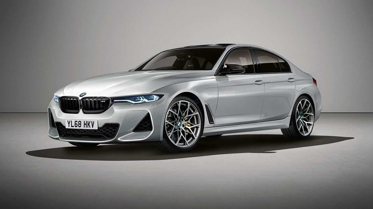 91 New BMW Series 5 2020 Review