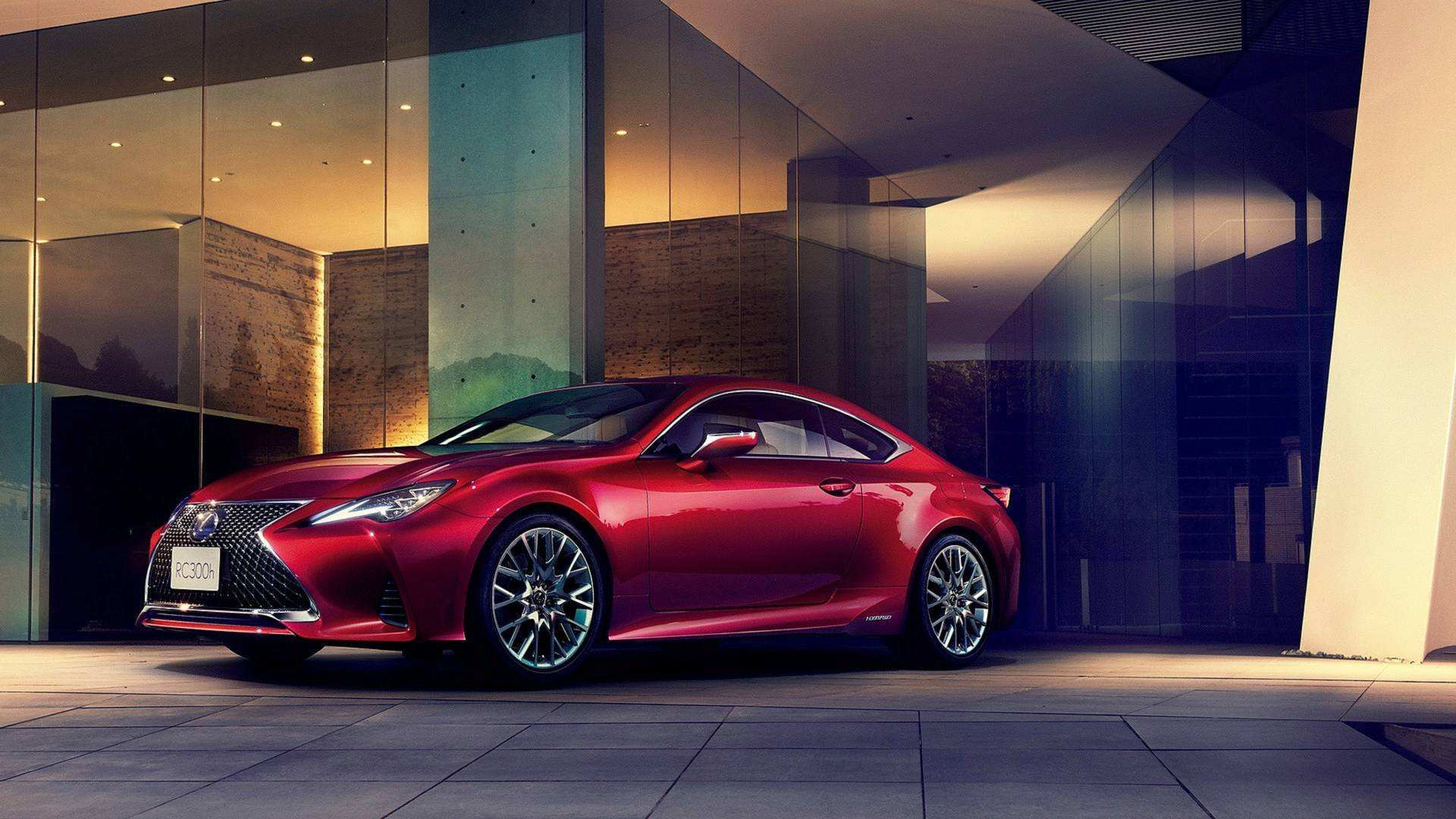 91 New Lexus 2019 Coupe Rumors