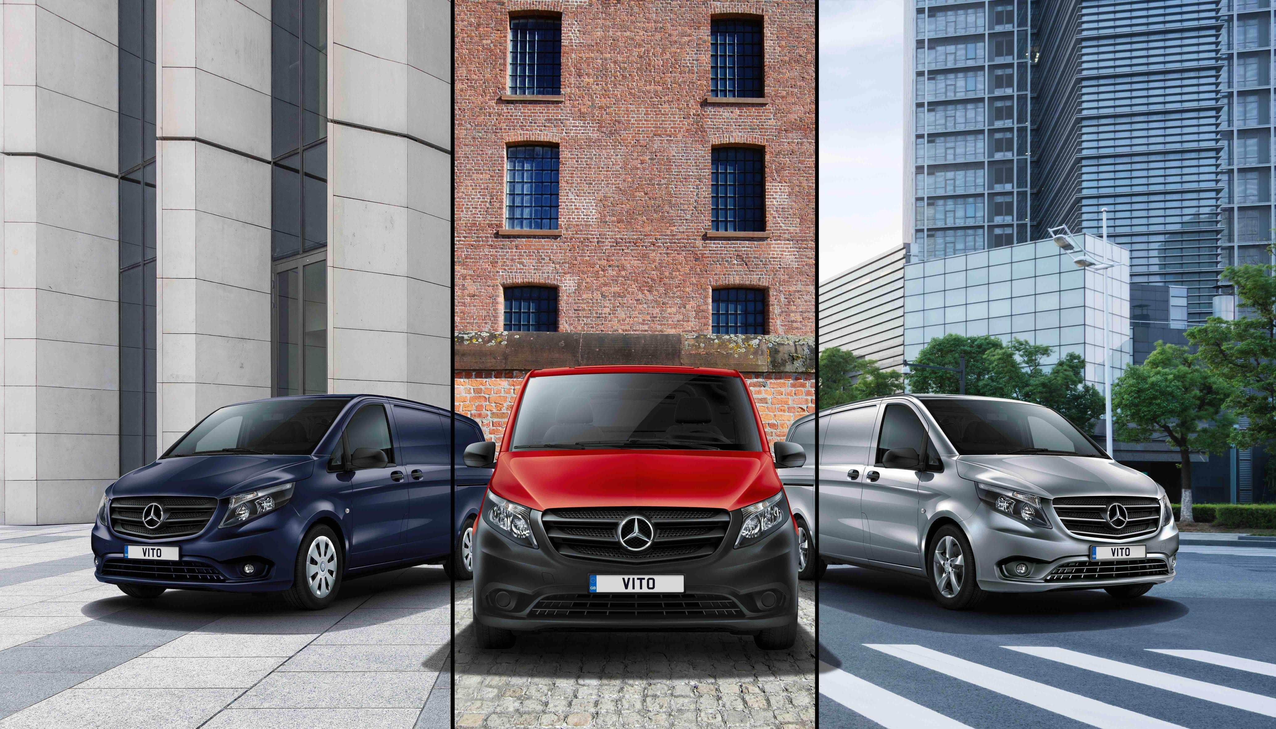 91 New Mercedes Vito 2019 Specs And Review