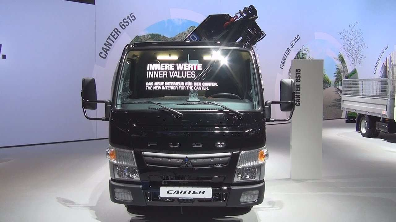 91 New Mitsubishi Fuso 2020 Spy Shoot