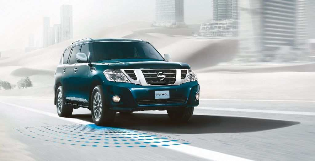 91 New New Nissan Patrol 2019 Engine