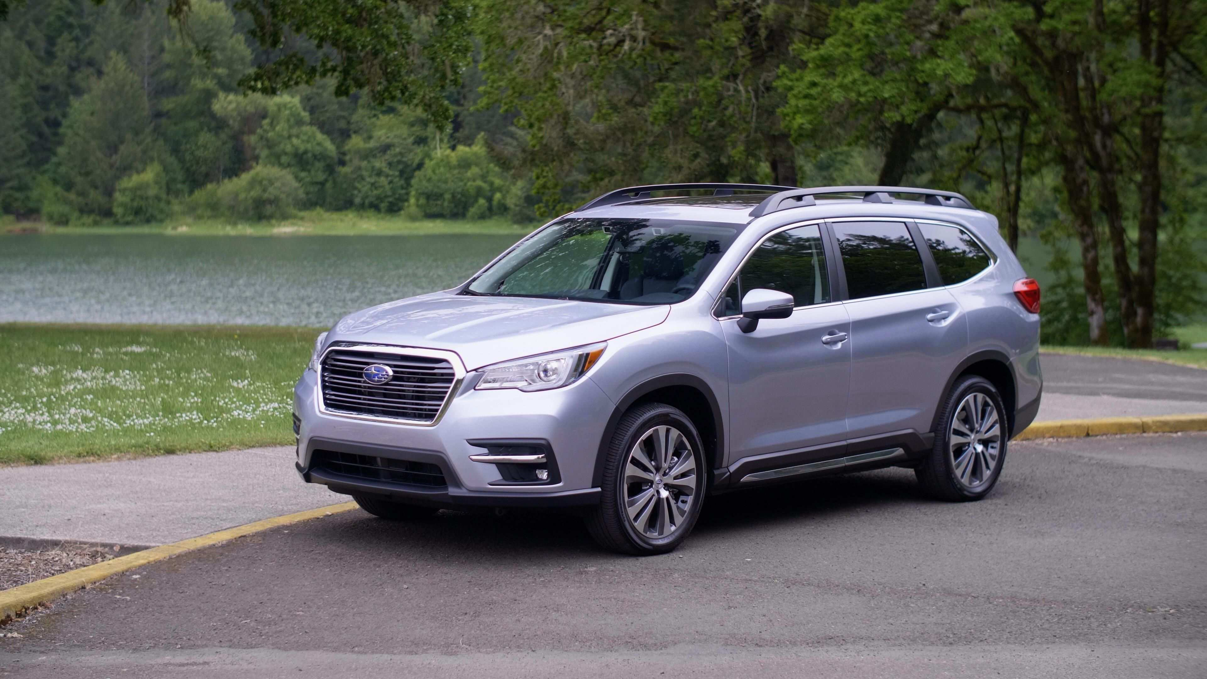 91 New Subaru Ascent 2019 Vs 2020 Spy Shoot