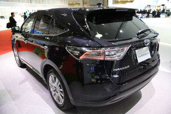 91 New Toyota Harrier 2020 Overview