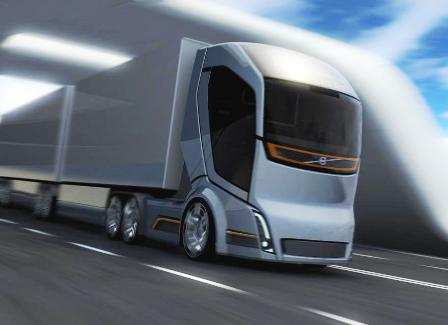 91 New Volvo Trucks Vision 2020 Photos