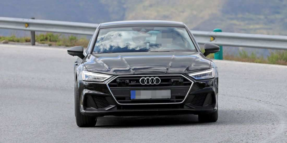 91 The 2019 Audi S7 Redesign