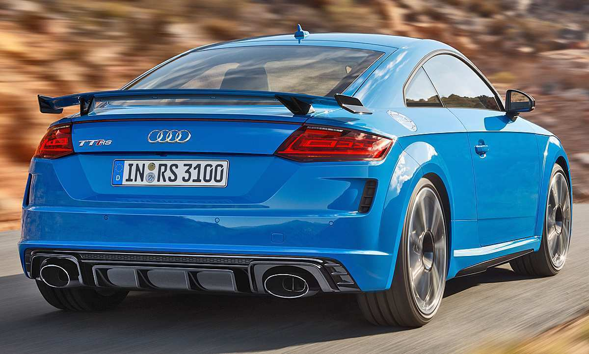 91 The 2019 Audi TT Review And Release Date