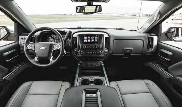 91 The 2019 Chevy Avalanche Picture