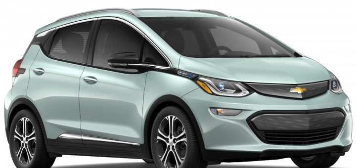 91 The 2019 Chevy Bolt Release Date And Concept
