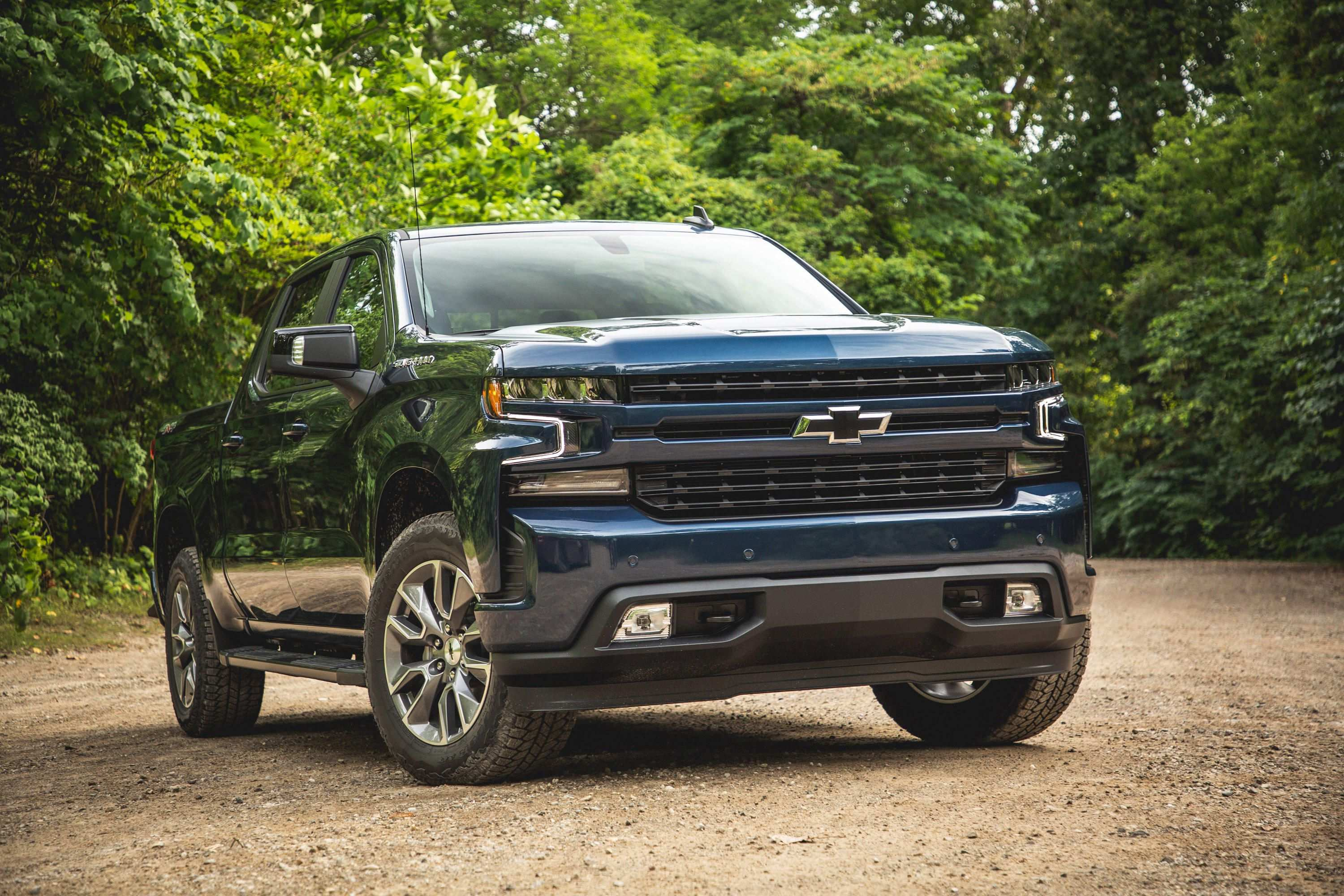 91 The 2019 Chevy Silverado Speed Test