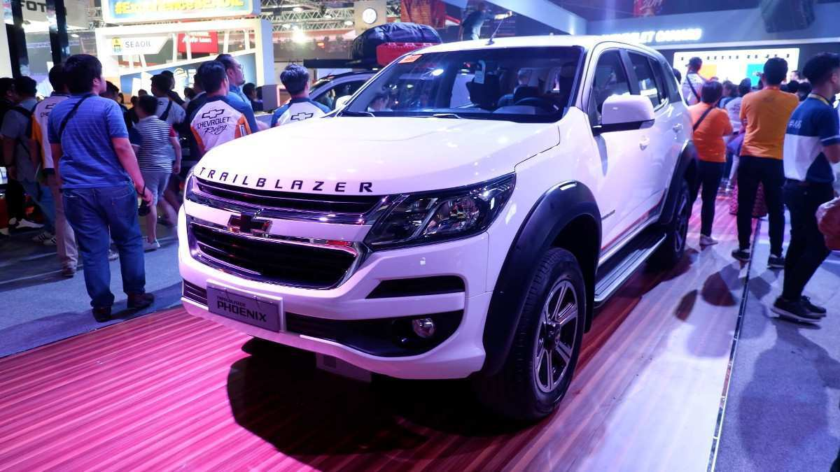 91 The 2019 Chevy Trailblazer Specs