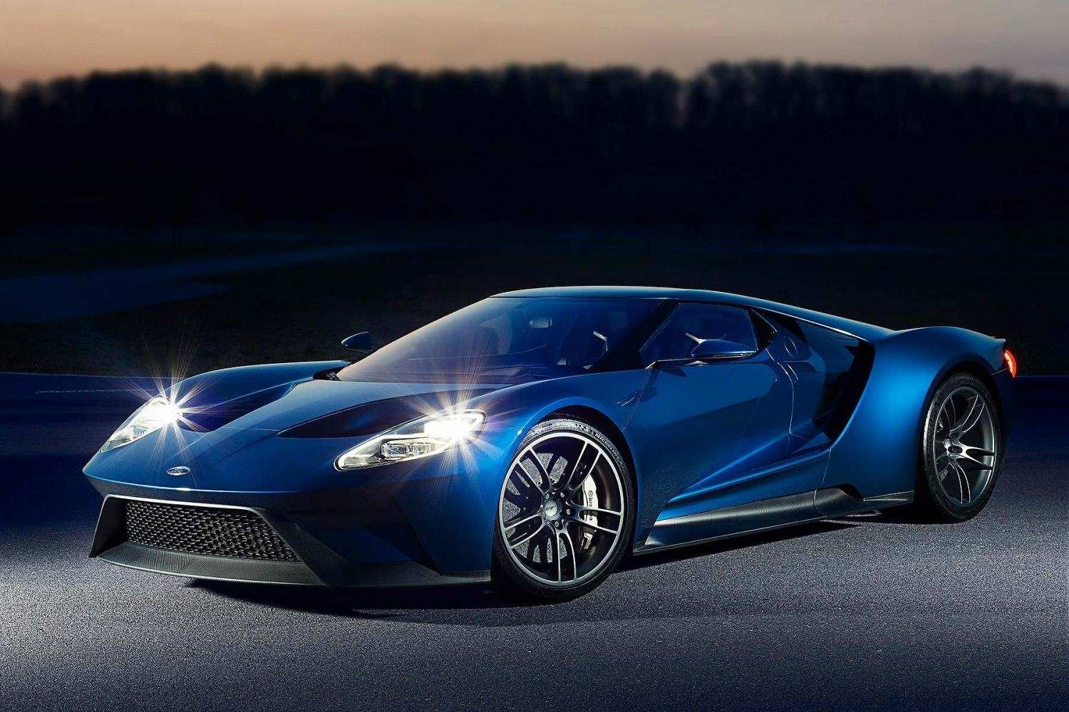 91 The 2019 Ford Gt Supercar Release Date And Concept