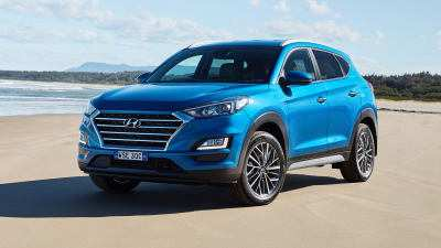 91 The 2019 Hyundai Tucson Redesign And Concept
