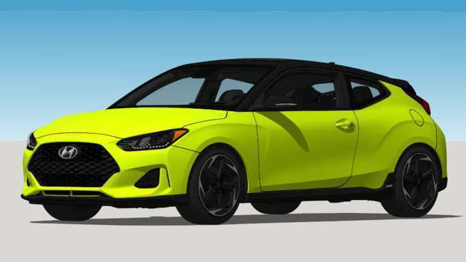 91 The 2019 Hyundai Veloster Turbo Price And Review