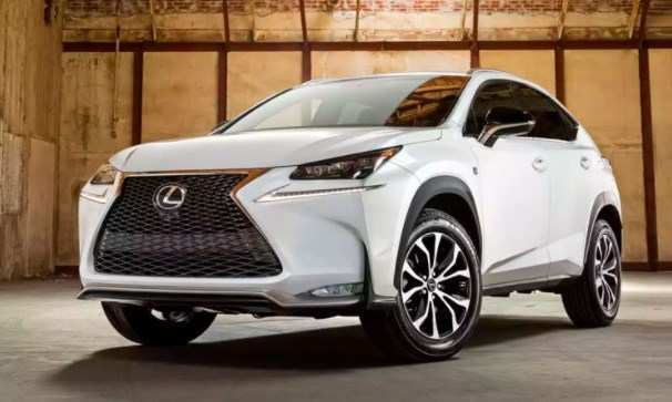 91 The 2019 Lexus NX 200t Overview