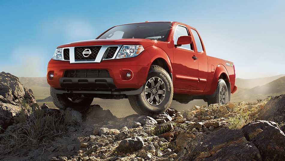 91 The 2019 Nissan Frontier Canada Performance