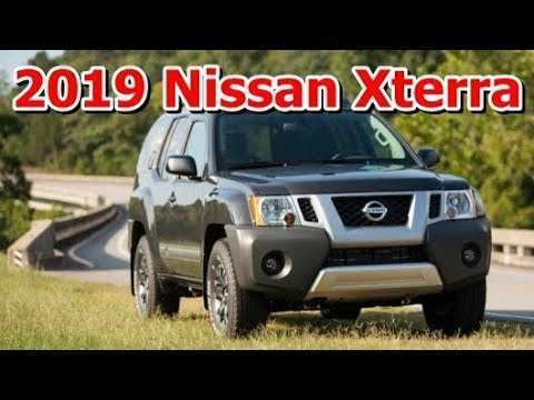 91 The 2019 Nissan Xterra Specs