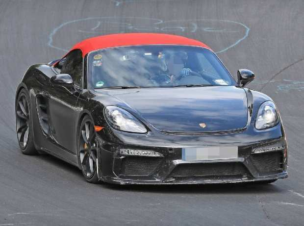 91 The 2019 Porsche Boxster Spyder Overview