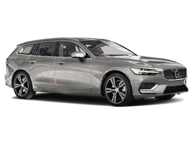 91 The 2019 Volvo Station Wagon Exterior