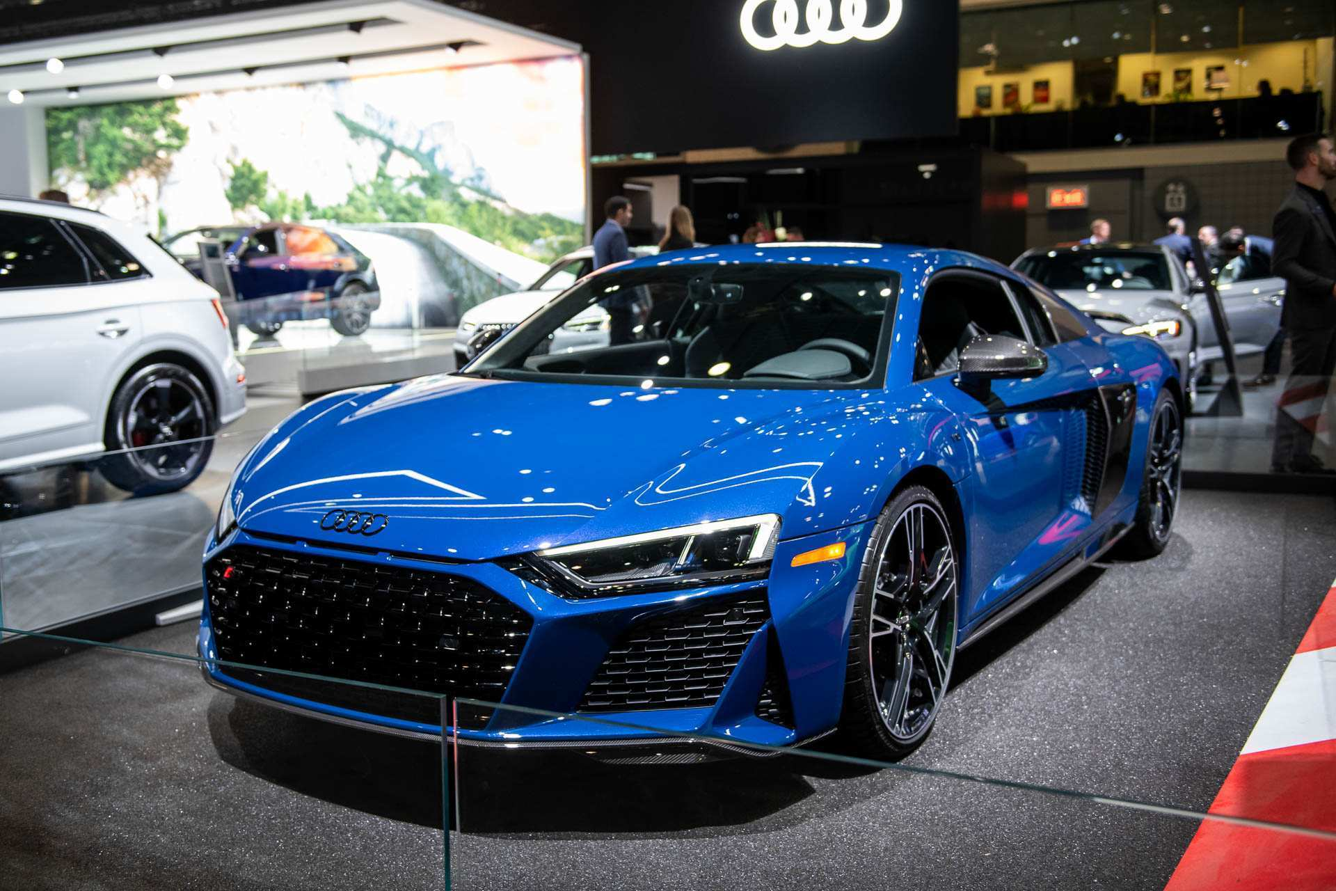 91 The 2020 Audi R8 Release