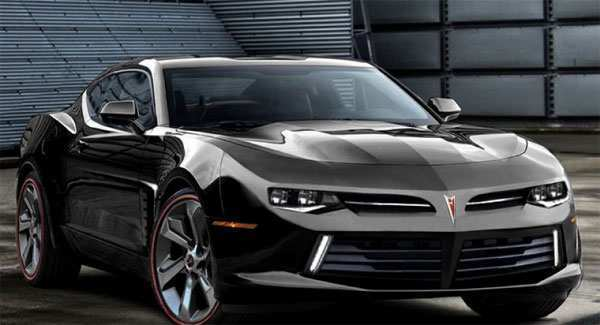 91 The 2020 Buick Trans Am Research New