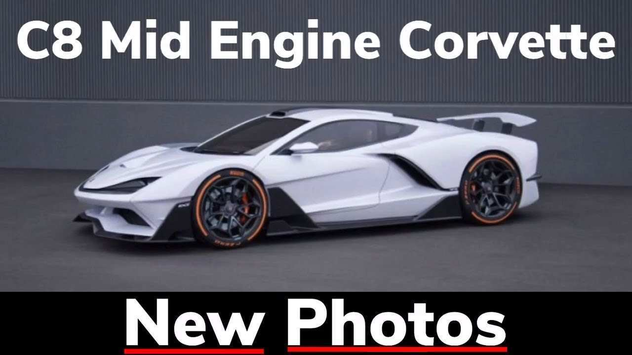 91 The 2020 Chevy Corvette Zora Zr1 Performance