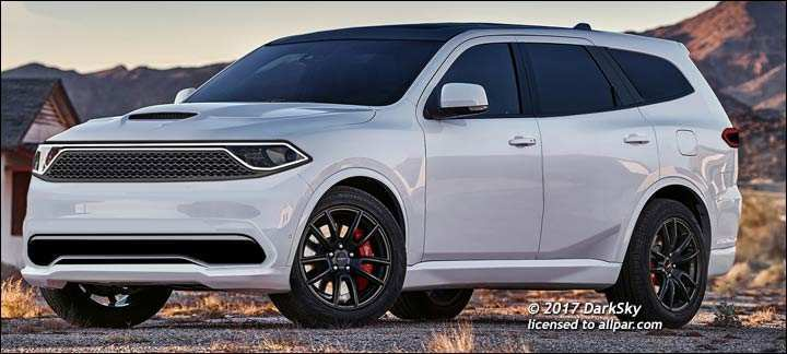 91 The 2020 Dodge Durango Srt Photos