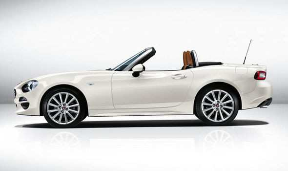91 The 2020 Fiat Spider Ratings